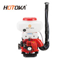 Gasoline power knapsack sprayer duster fog sprayers machine