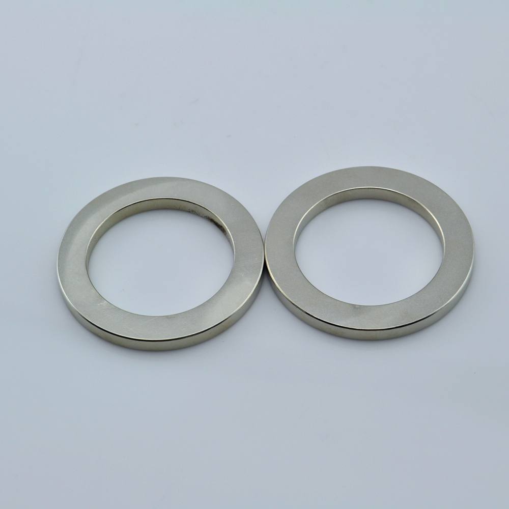 N38 D58*41*5mm neodymium large ring magnet