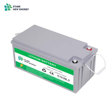 12V200Ah Lifepo4 Battery Pack