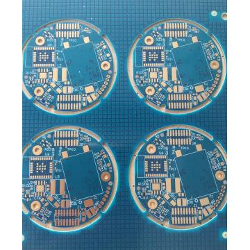 6 layer 0.9 mm kontrola impedance PCB