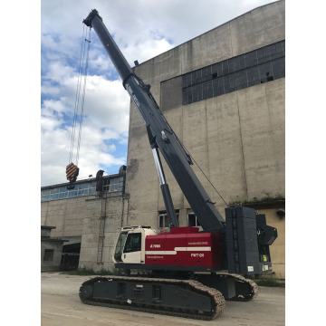 Good Performance Telescopic Crawler crane