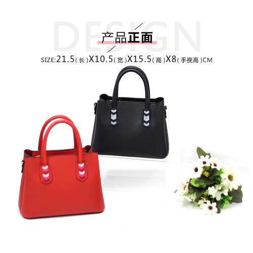 Fashion Red Tote Sling Bags for Women