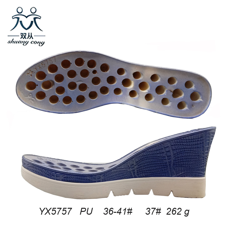Woman Wedge Sandals Outsole