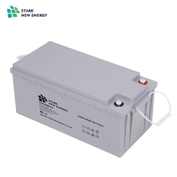 12V150Ah Lead Acid Battery For Solar Power System