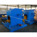 10 Tons Hydraulic Steel Coil Decoiler With Trollry