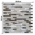 Vinyl Self Adhesive Wall Peel and Stick Tile