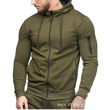 Men Sportswear Club Full Zip-Up Hoodie