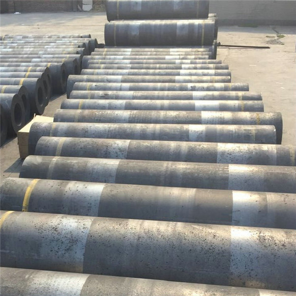 Graphite Electrode RP 400 450 500 Length 1800mm