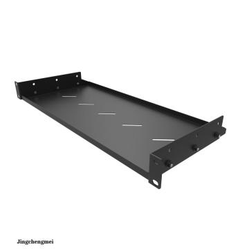 1U 210mm Deep Cantilever Server Cabinet Shelf