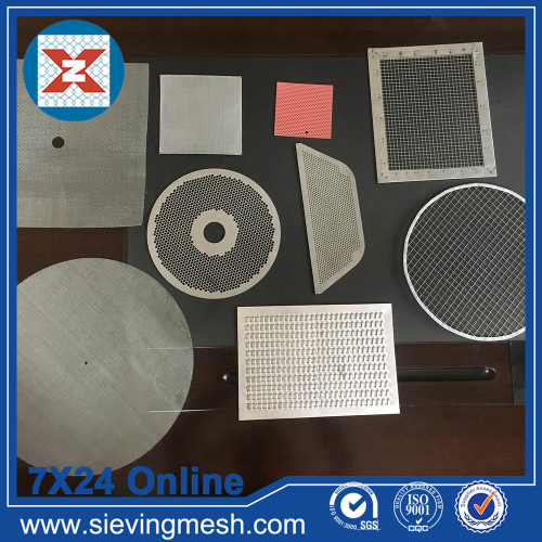 Stainless Steel Filter Disc Mesh