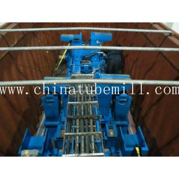 pressure testing automatic machine
