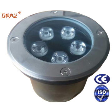 outdoor underground light waterproof IP66 inground recessed