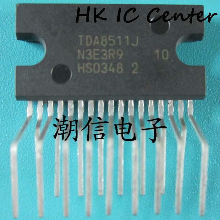 1PCS TDA8511 8511 TDA8511J 4 x 13 W single-ended power amplifiers IC