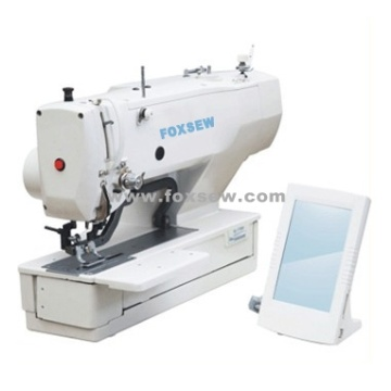 Direct-Drive Straight Button Hole Sewing Machine