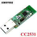 SmartRF04EB CC1110 CC2530 Downloader CC2531 2540 Wireless Zigbee Sniffer Bare Board Bluetooth 4.0 Dongle Capture Packet Module