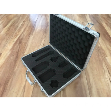 Aluminium Package Case with Foam Lining and Dividers