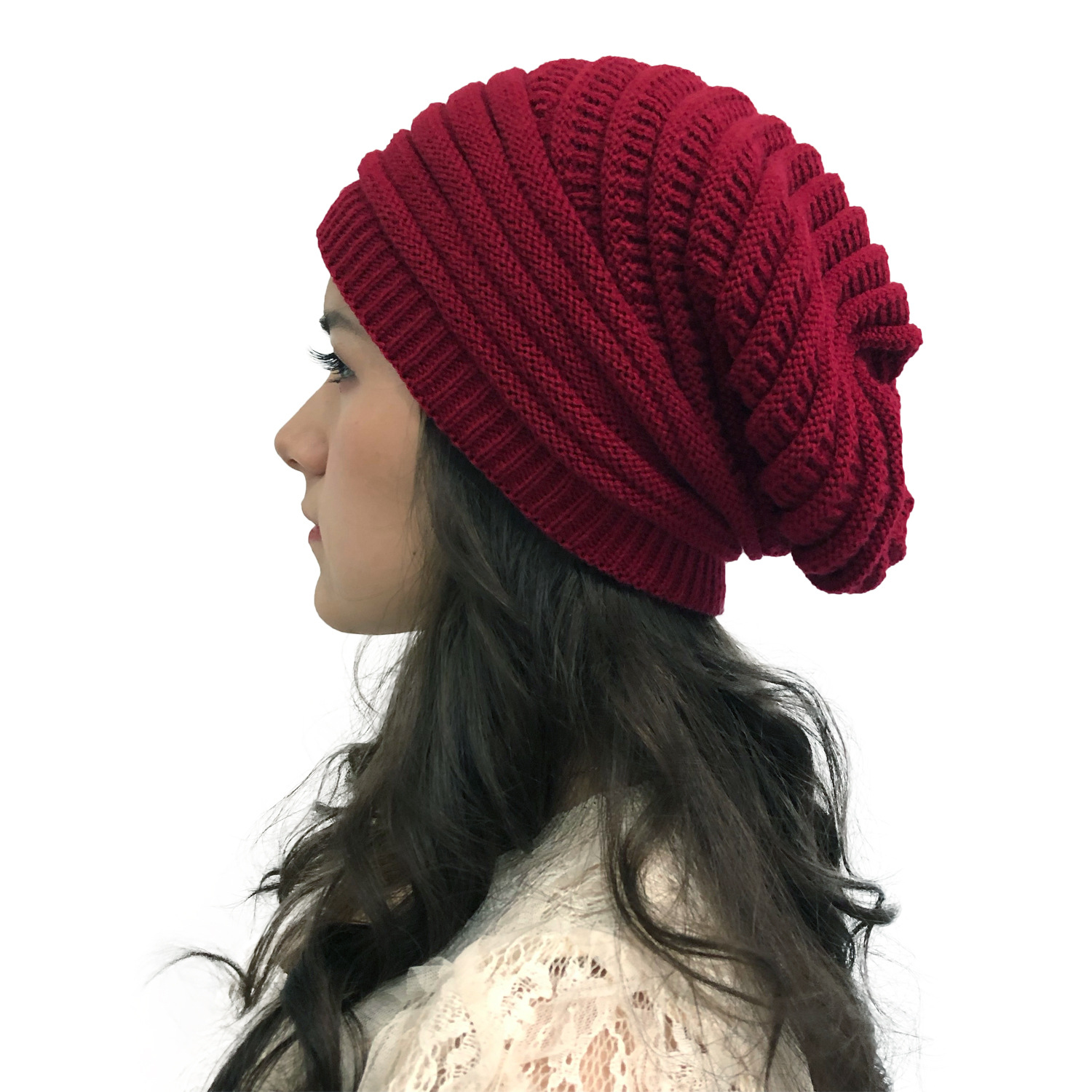 Top selling autumnwinter hats in Europe and America (4)