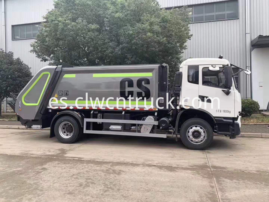 general waste truck for sale
