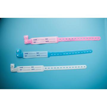 Cheap Disposable Patient ID Bracelets Write-On Style