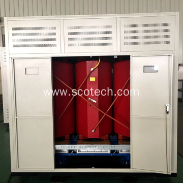 3150KVA 11/0.415KV resin cast dry type transformer