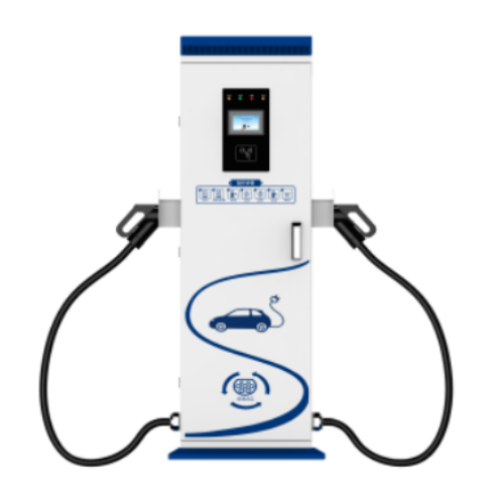 40KW screen DC electric car charging stations