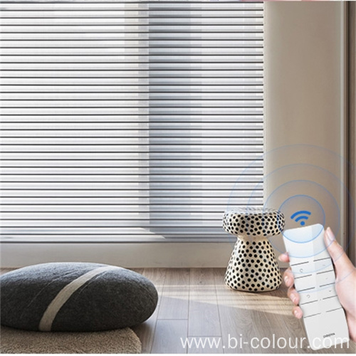 Electric Triple Layers Shangrila Sheer Shades