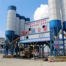 HZS120 modular factory direct concrete batching plant