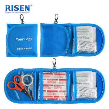 All-Purpose Portable Compact First Aid Kit Set