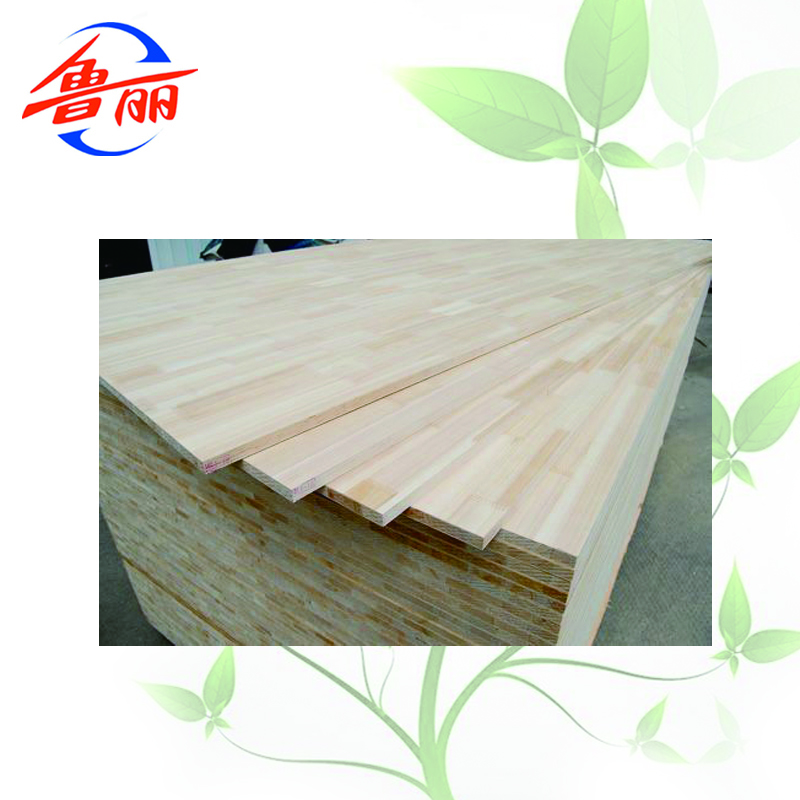 Oak or pine finger joint board