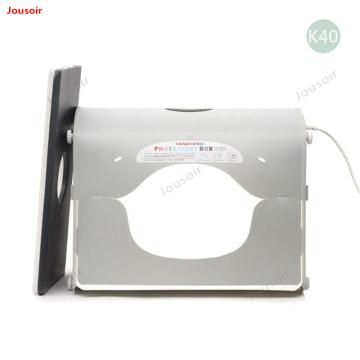 LED photo studio Professional Portable Mini Kit Photo Photography Studio Light Box SANOTO Softbox k40 for 220/110V EU CD50 T03 Y