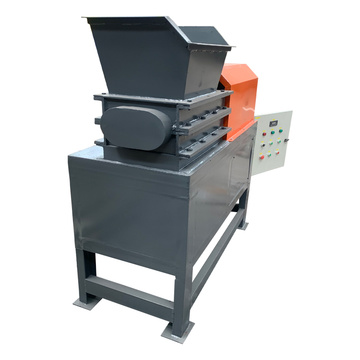 2 Shaft Scrap Cable Copper Wire Shredding Machine