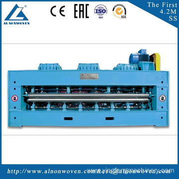 ALNP-4300(UR) Working Width:4300mm For synthetic leather Needle Punching Machine