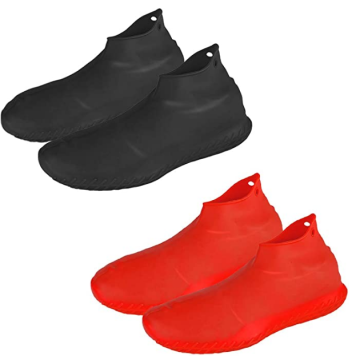 Reusable Silicone Waterproof Shoe Covers