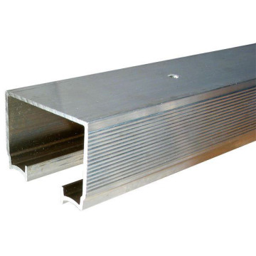 Sliding Aluminum Track for Pocket Door System