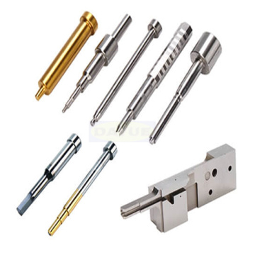Medical tool mold components punch pin and ejector