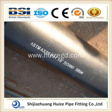 mild carbon steel seamless pipe