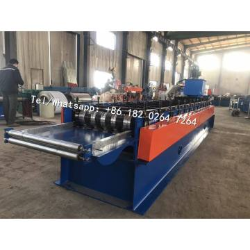 Roof Standing Seam Roll Forming Machine For India