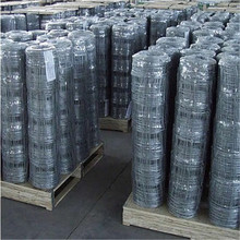 cattle cow wire mesh fencing roll per length