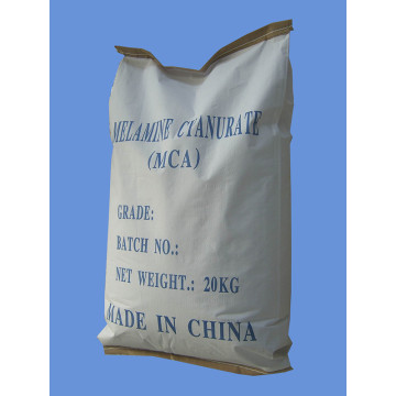 Melamine Cyanurate For PA66
