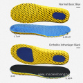 Woman Men Feet Running Insert Shoe pad insoles