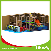 Early child indoor playground