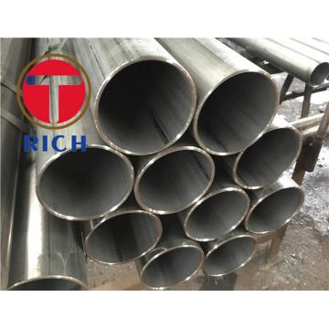 Q235 Q345 ERW Welded Steel Tubes