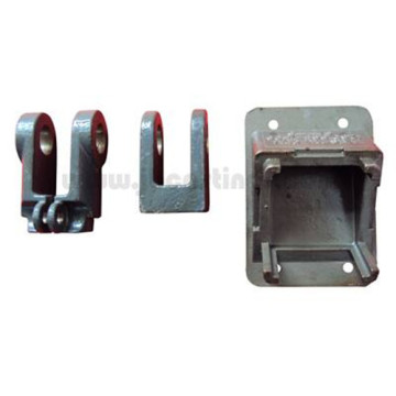 Steel Investment Casting Lost Wax Casting Clevis