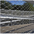 Bridge Protection  Wire Rope Mesh