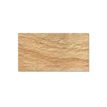 Faux sandstone ceramic look wall tiles