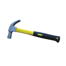 British Type Claw Hammer  Fiber Handle