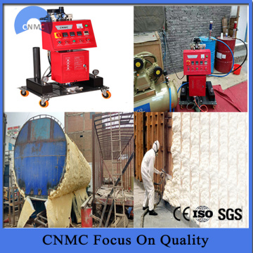 Polyurethane Pu Spray Insulation Foaming Machine