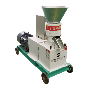 Different types animal feed pellet mills