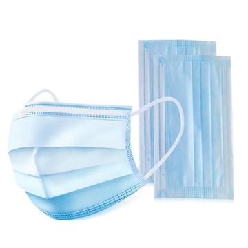 protection disposable earloop civil face mask 3 ply