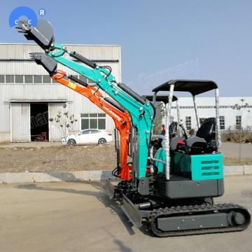 Cheap hydraulic crawler 1.8 ton mini excavator